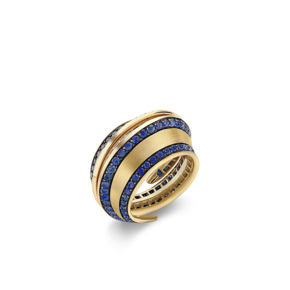 Spira Ring Striped