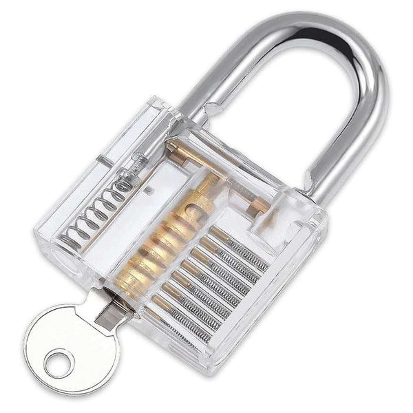 Why do you have Lockpicking gear on a survival equipment website?