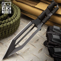 Black Ronin spear knife