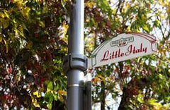 Preston Street Little Italy Ottawa