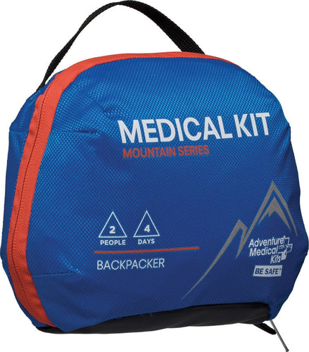 Backpacker Mountain Medical Kit