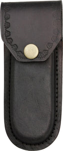 Black Leather Knife Sheath