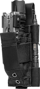 Dual Pocket Quiet Deploy Sheath