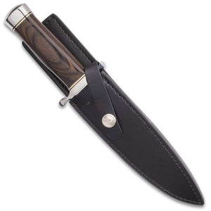 Fixed Blade Boot Knife Sheath