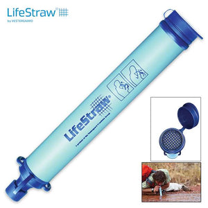 LifeStraw River and Lake Water Filter