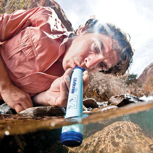 LifeSaver Personal Water Filter