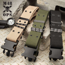 Load image into Gallery viewer, M48 Tactical Gear Belt
