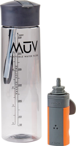 MUV Nomad Adaptable Water Filter