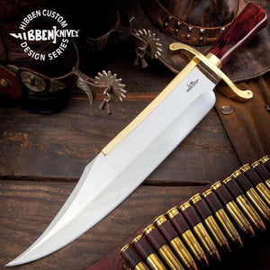 Hibben Old West Bowie