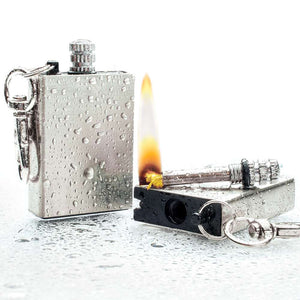 Waterproof Permanent Match Survival Lighter