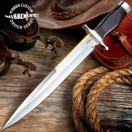 Gil Hibben Old West Toothpick