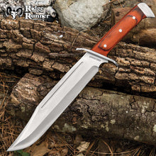 Load image into Gallery viewer, Ridge Runner Full Tang Bowie Knife