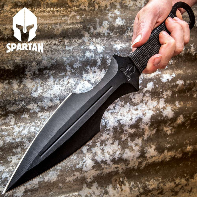 Spartan Throwing Dagger