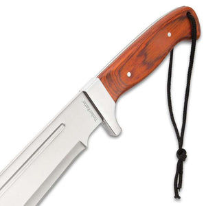 Timber Rattler Fixed Blade