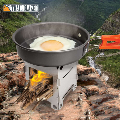 Trail Blazer Ultralight Folding Camp Stove