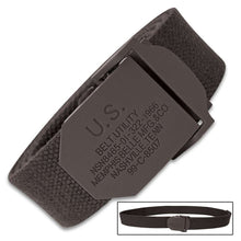 Load image into Gallery viewer, US Army Training Belt
