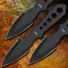 Load image into Gallery viewer, United Cutlery Lightning Bolt Throwing Knives