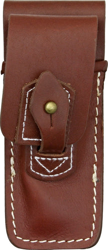 Leather Belt Sheath for 4-1/2