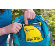 Load image into Gallery viewer, Travel Ultralight Watertight Medical Kit