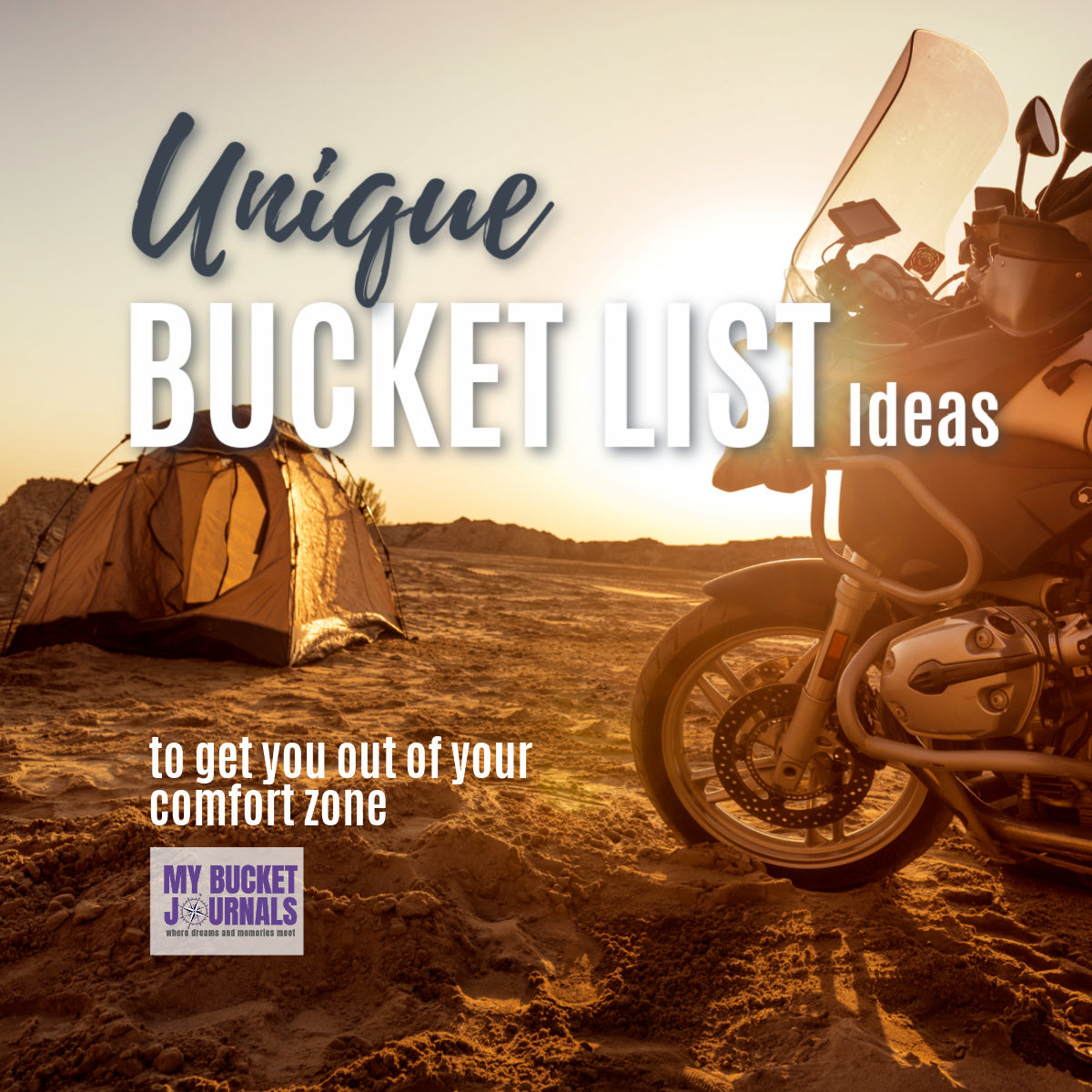 Unique Bucket List Ideas To Get Out of Your Comfort Zone
