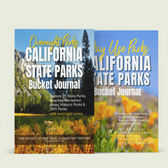 California State Parks Bucket Journals