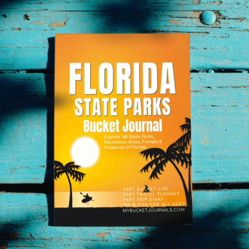 Florida State Parks Bucket Journal - Spiral