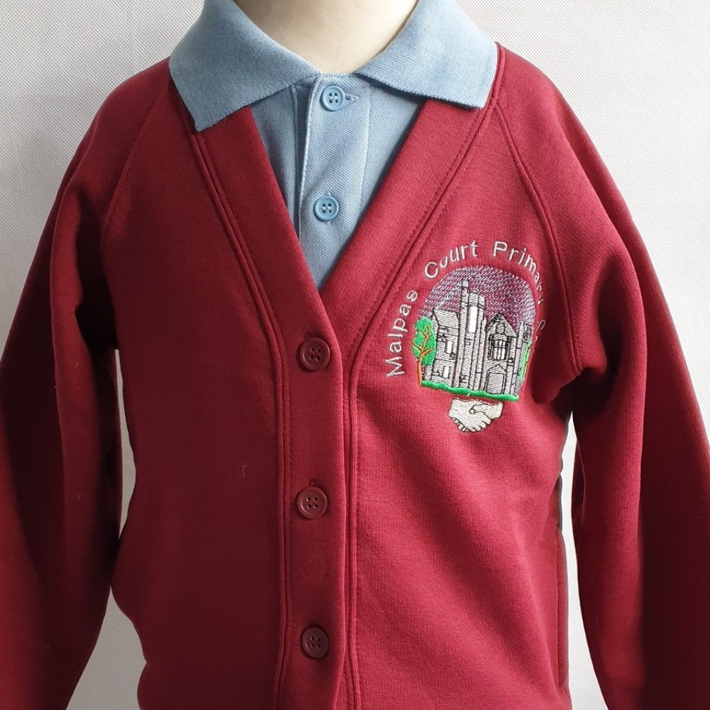 Malpas Court Primary School Cardigan
