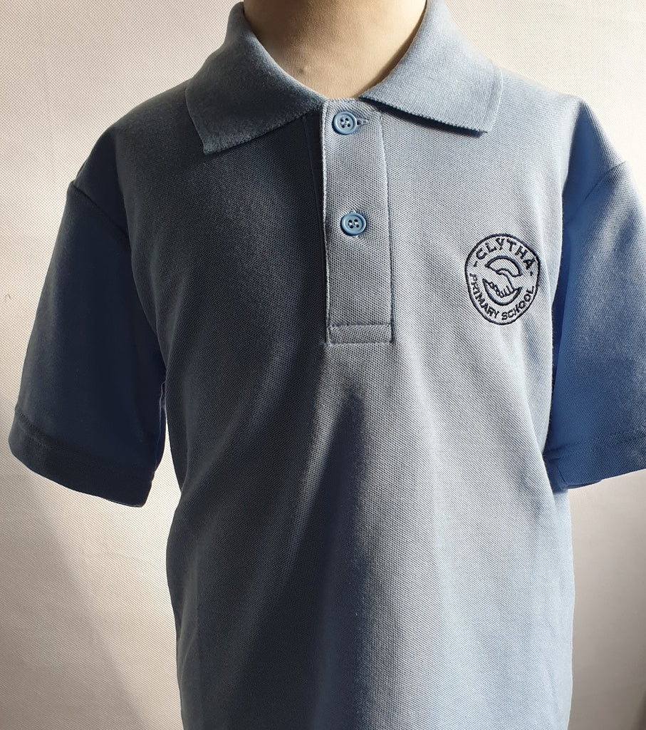 Clytha Primary School Polo Shirt