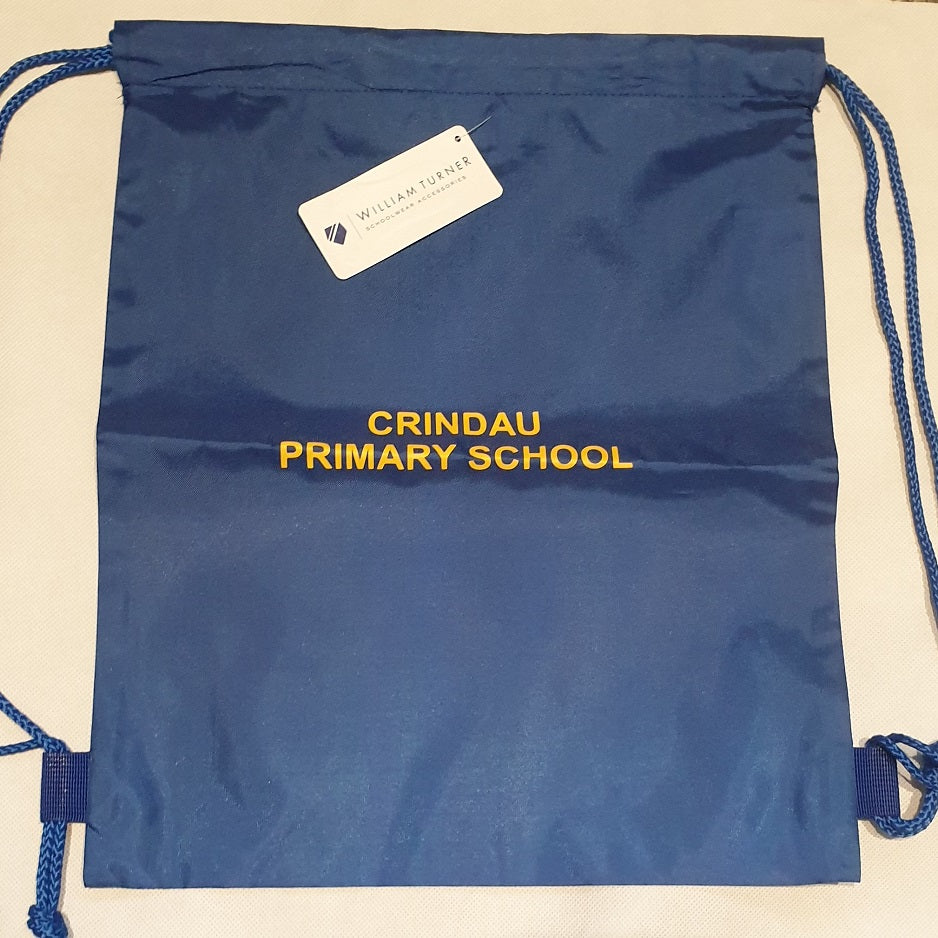 Crindau Primary School Gym Bag