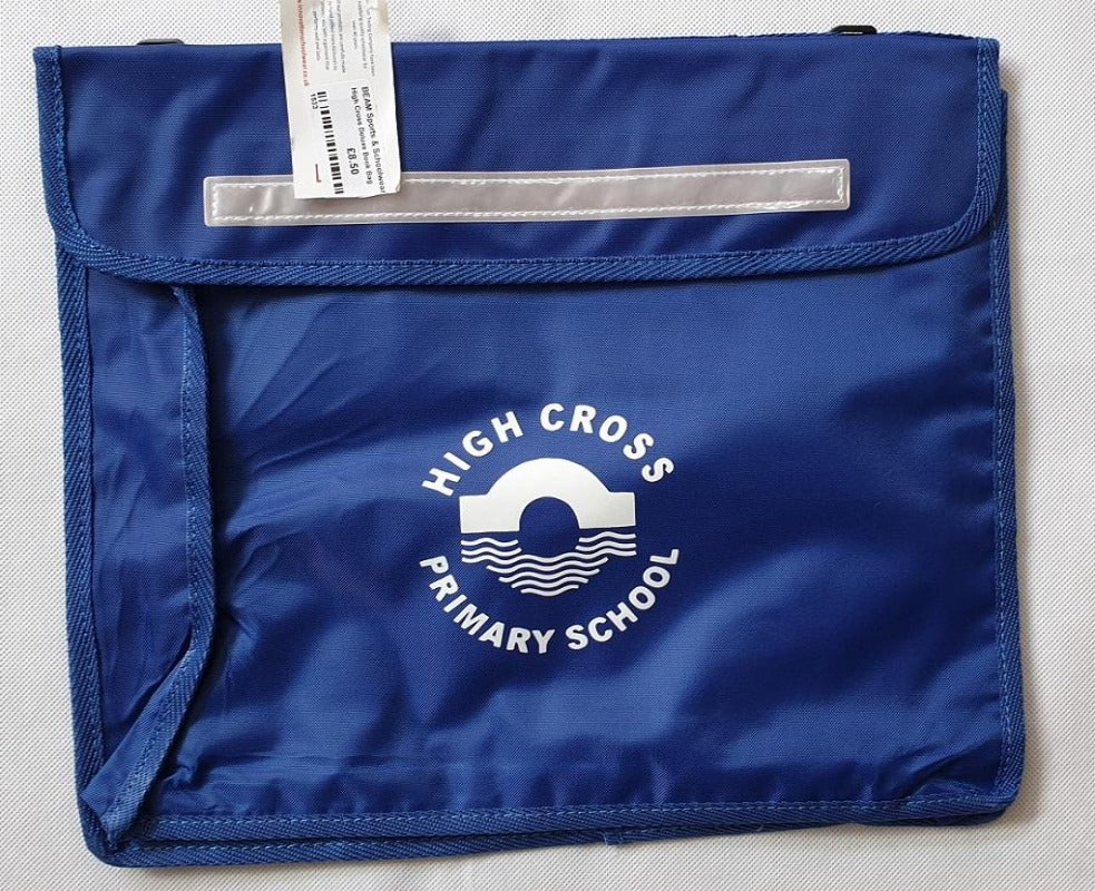 High Cross Primary School Deluxe Bookbag