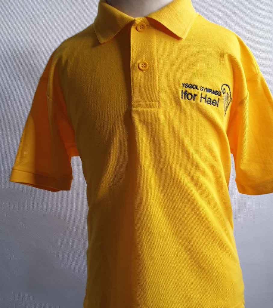 Ifor Hael Primary School Polo Shirt