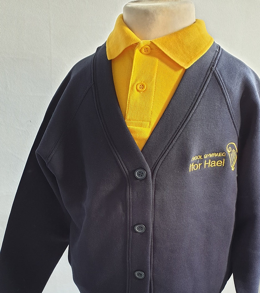 Ifor Hael Primary School Cardigan