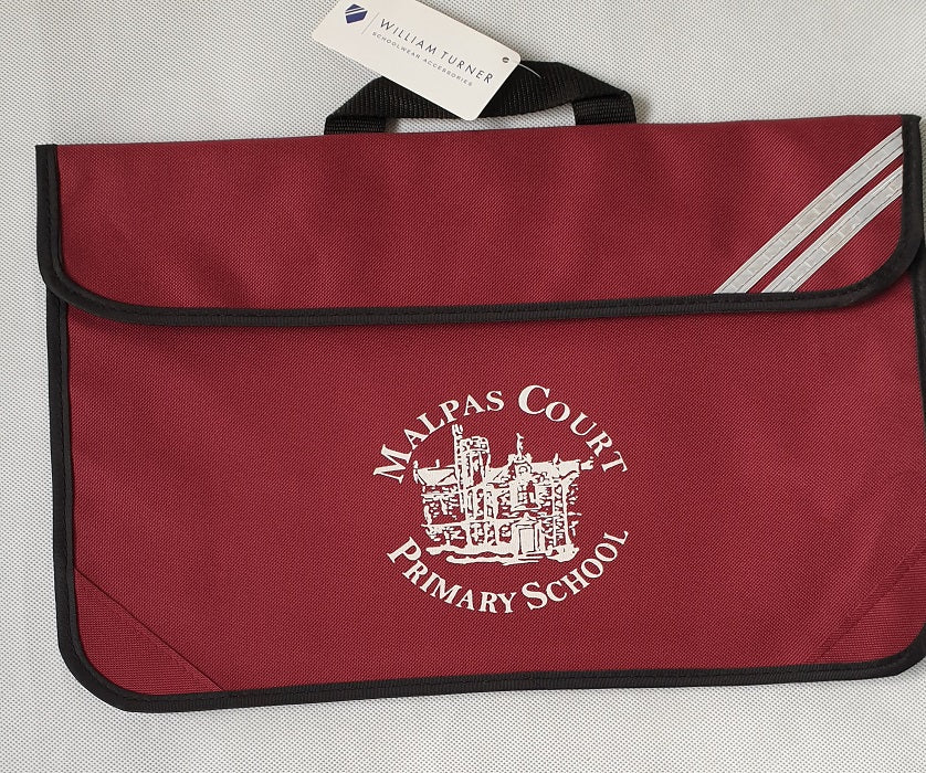 Malpas Court Primary School Bookbag