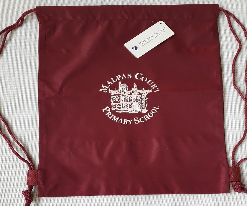 Malpas Court Primary School Gym Bag