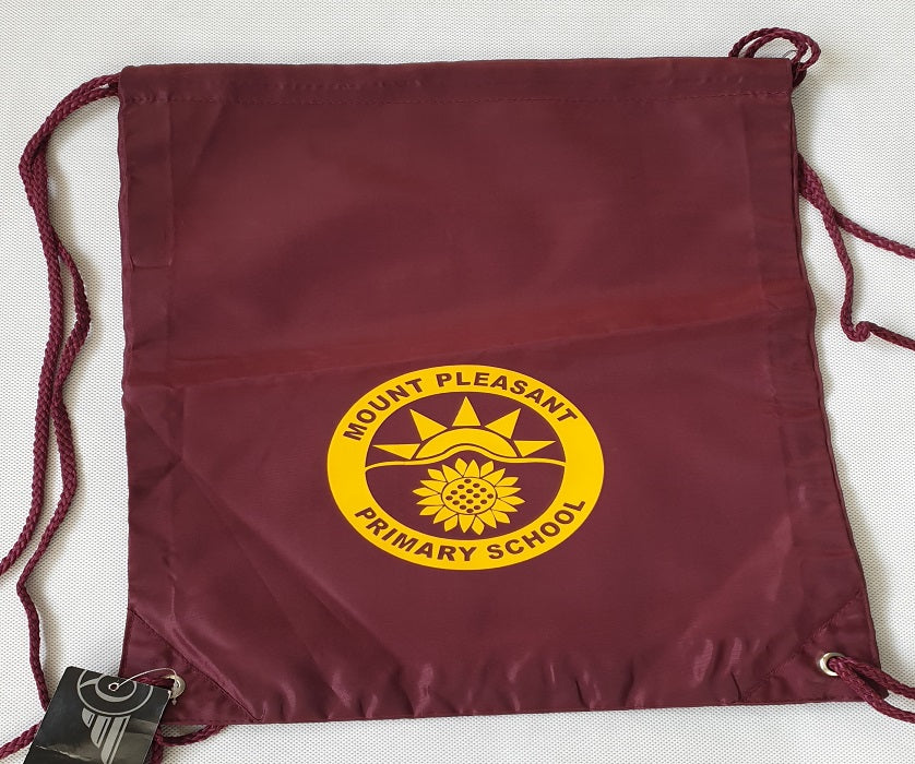 Mount Pleasant Primary School Gym Bag