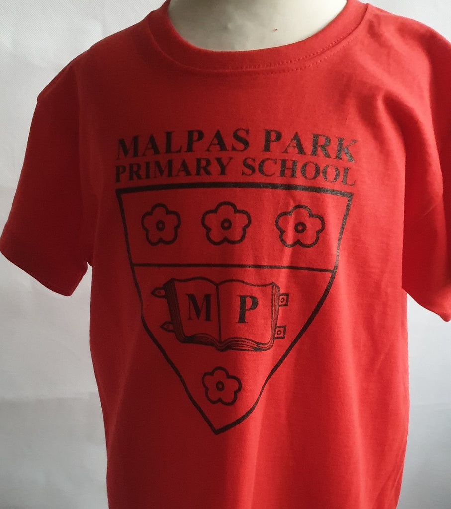 Malpas Park Primary School PE Top