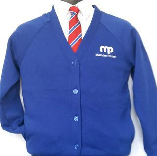 Maindee Primary School Cardigan