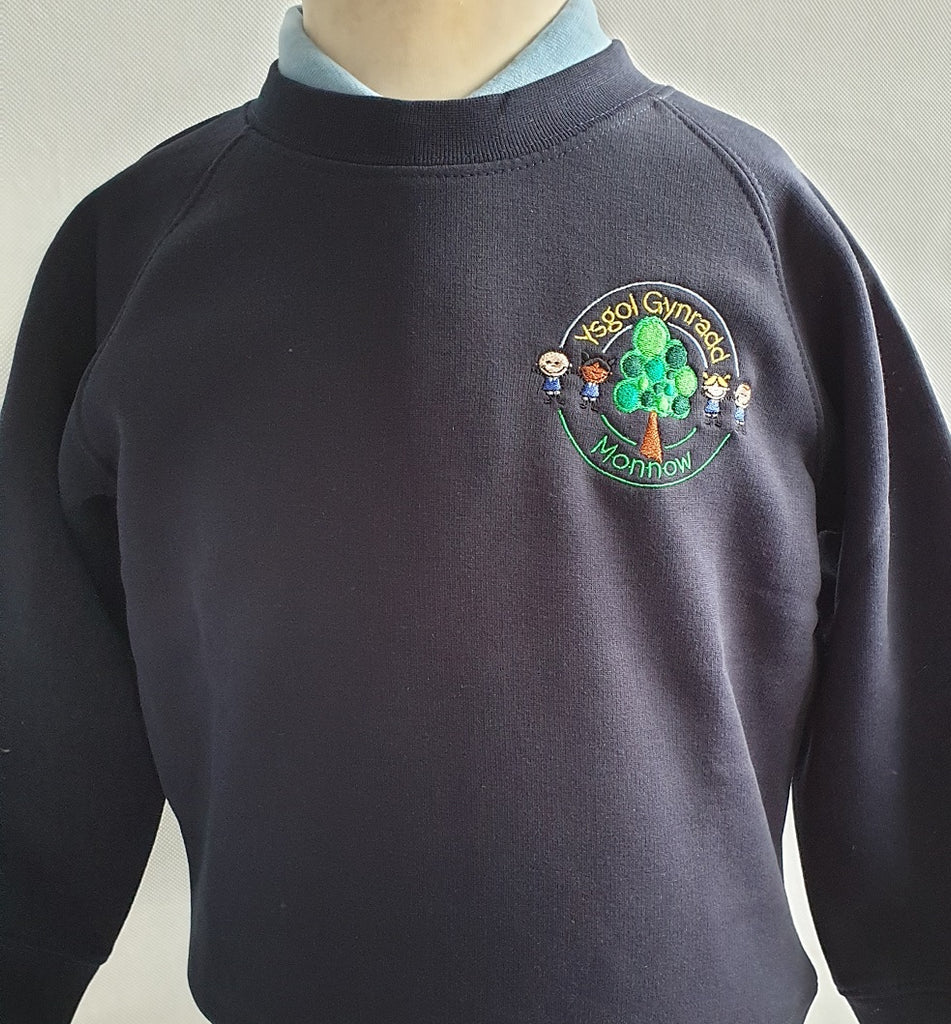Monnow Primary School Sweatshirt