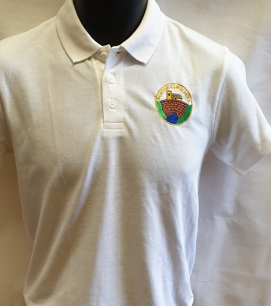 Ponthir Primary School Polo Shirt