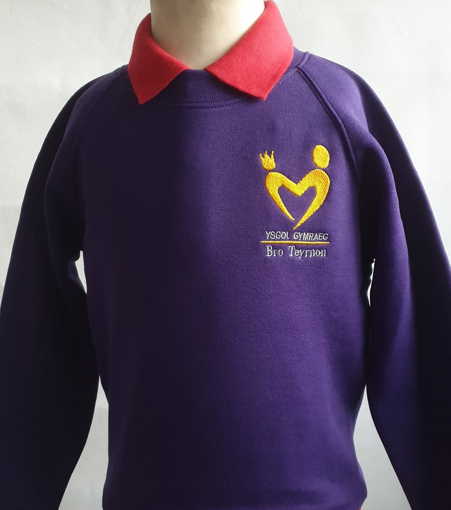 Bro Teyrnon Primary School Sweatshirt
