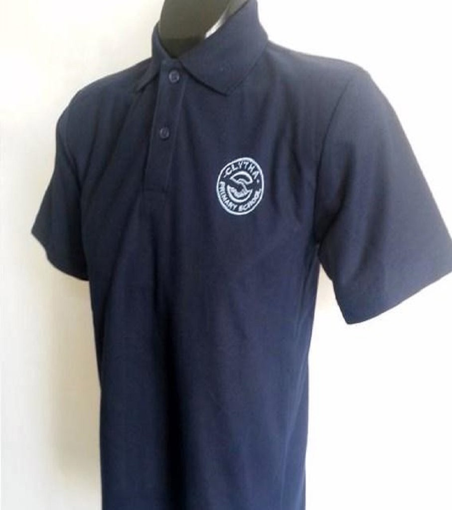 Clytha Primary School PE Polo Shirt
