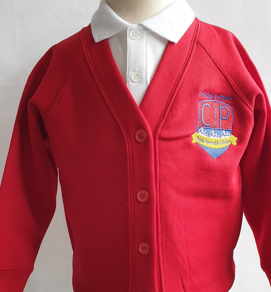 Crindau Primary School Cardigan