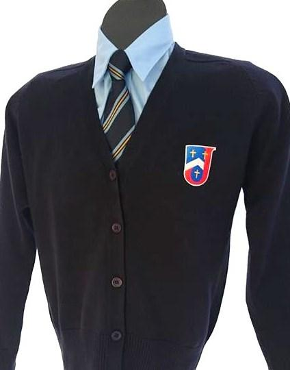 St. Josephs High School Fitted Cardigan