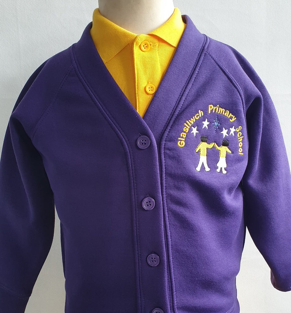 Glasllwch Primary School Cardigan