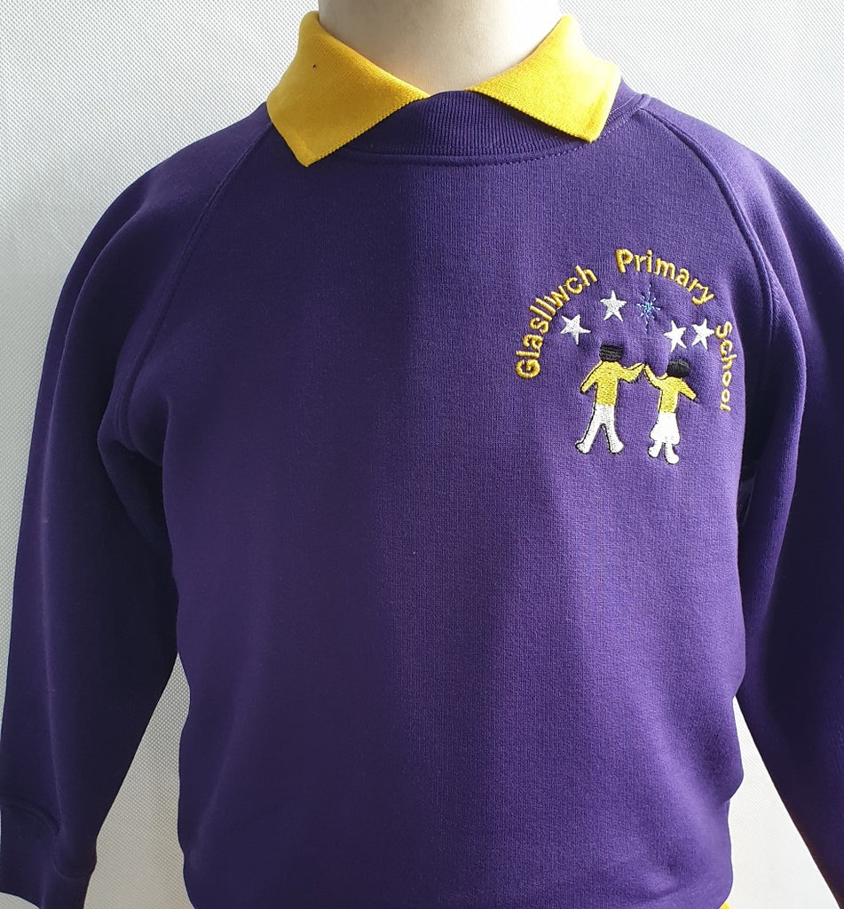 Glasllwch Primary School Sweatshirt