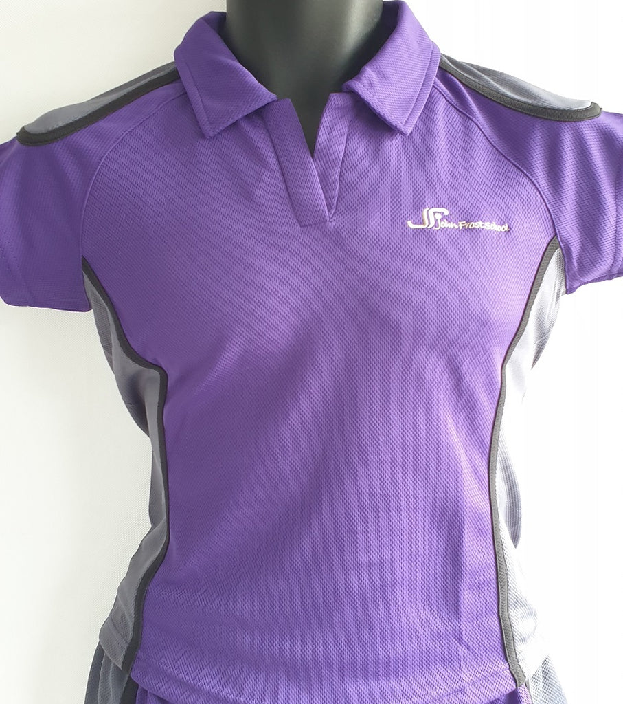 John Frost High School Girls Polo Shirt
