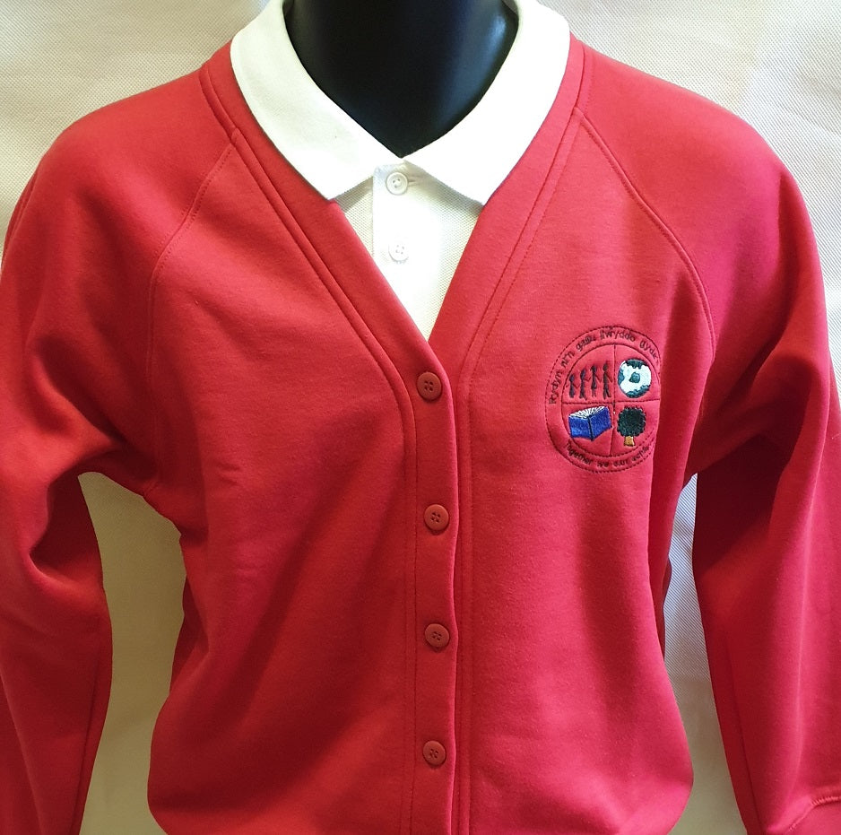 Llanmartin Primary School Cardigan
