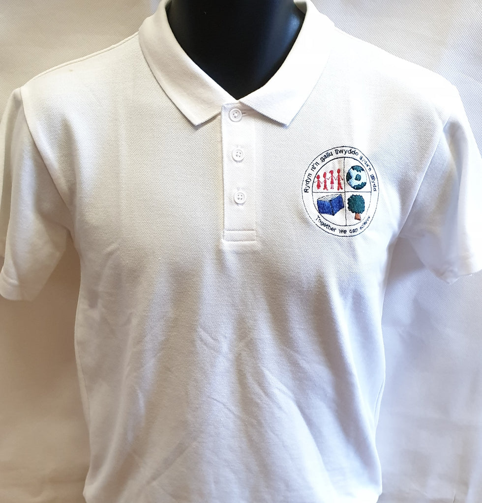 Llanmartin Primary School Polo Shirt