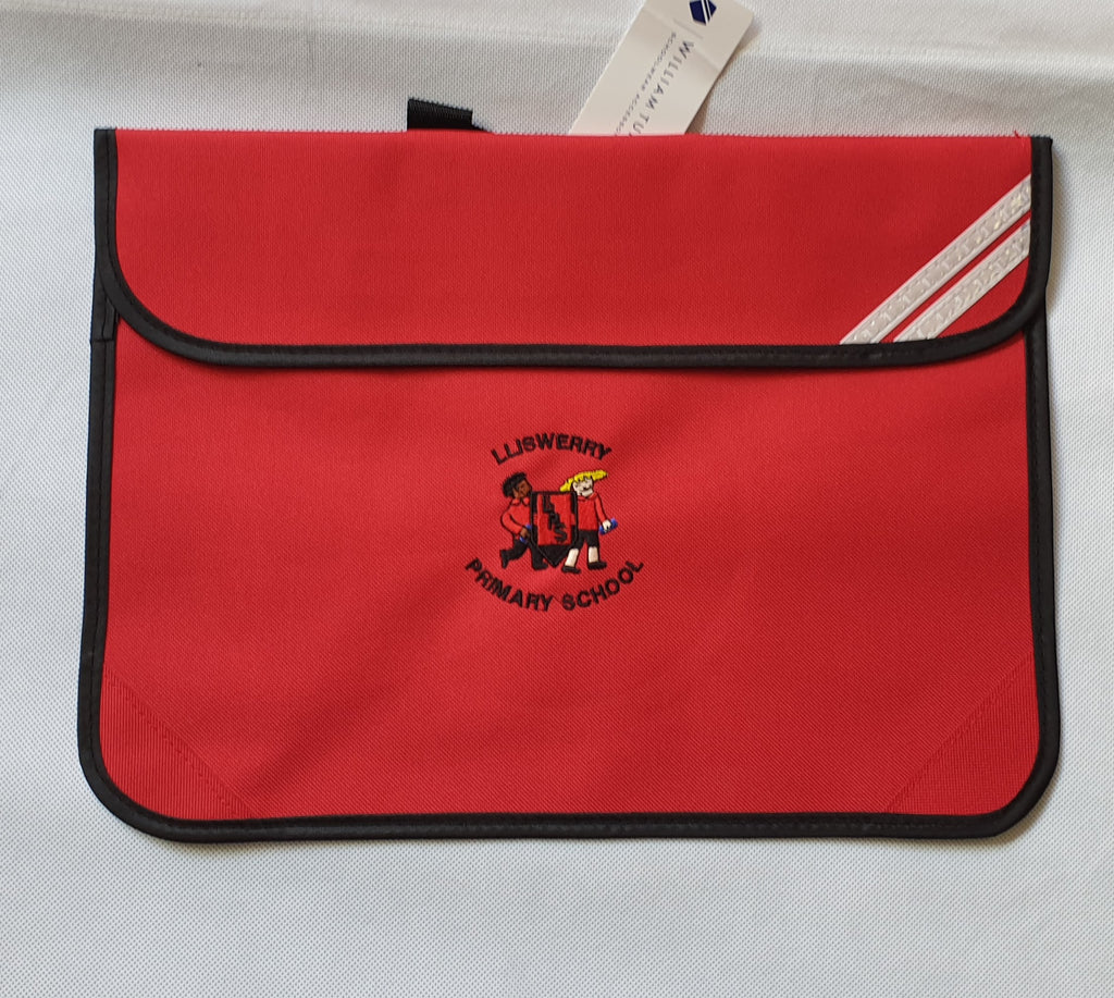 Lliswerry Primary School Bookbag