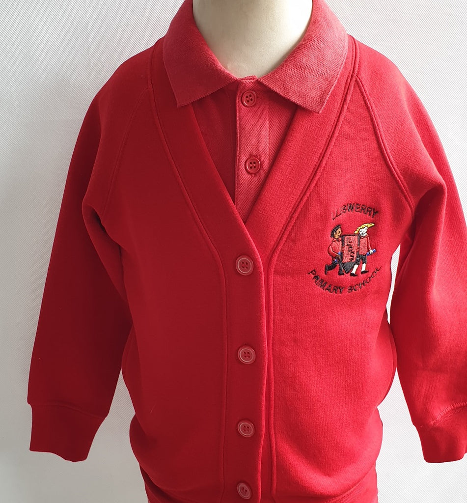 Lliswerry Primary School Cardigan